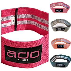 ADO Fitness Bands - New Colors!