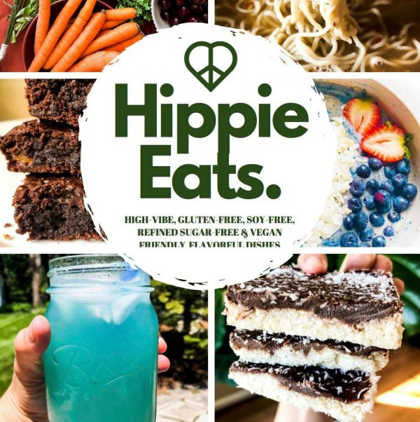 Hippie Eats Cookbook